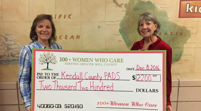 100+ Women Help PADS Guests